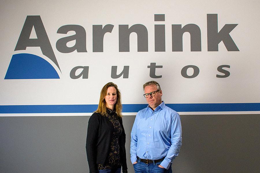 Tamara en Hendry Aarnink